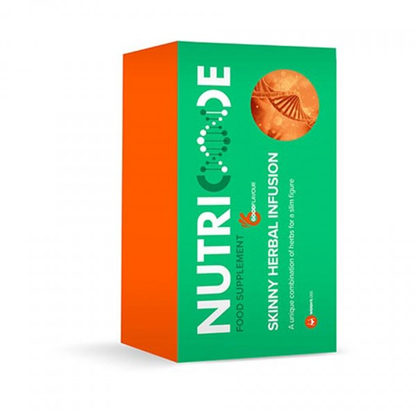 Nutricode Herbal Infusion Skinny Tee