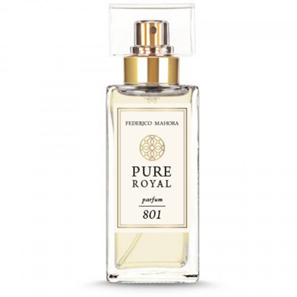 PURE ROYAL 801 Parfum by Federico Mahora